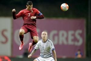 Euro 2016 - Luapan kegembiraan Ronaldo