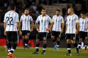 Argentina di puncak peringkat FIFA