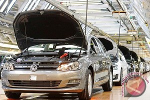 Volkswagen akan bangun pabrik perakitan mobil di Aljazair