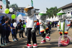 Jabar kembali godok 250 atlet ke Dodik Bela Negara Lembang