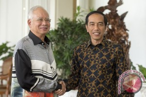 PM Malaysia kunjungi Jokowi bahas sejumlah isu