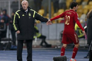 Ditahan Rumania, Del Bosque tak puas dengan kinerja Spanyol
