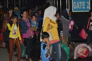139 WNI bermasalah dideportasi Malaysia ke Nunukan