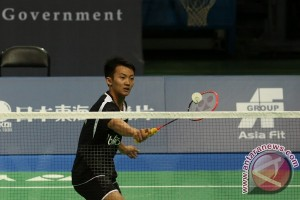 Ihsan fokus pulihkan stamina untuk hadapi Chong Wei