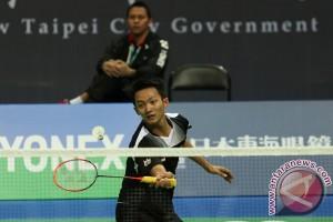 Ihsan ke putaran kedua Taiwan Grand Prix
