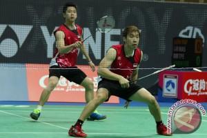 Wakil Indonesia tumbang pada semifinal Taipei Terbuka