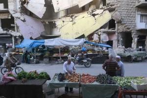 Warga Suriah nikmati damai sementara selama Idul Adha