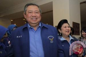 SBY tegaskan Demokrat tolak revisi UU KPK