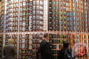 300 buku Indonesia di Frankfurt Book Fair