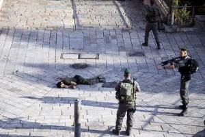 Penembakan di Jerusalem lukai tiga orang, pelaku tewas