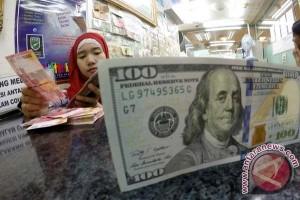 Dolar Amerika Serikat melemah di tengah ketidakpastian Trump