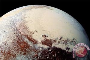Ilmuwan ungkap temuan baru dalam misi ke Pluto