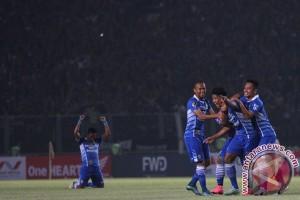 Persib cukur Bali United 3-0