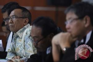 Saksi: perayaan ultah istri Jero Wacik dibayari ESDM