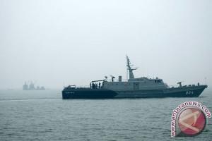 Empat kapal asing penangkap ikan ilegal ditenggelamkan