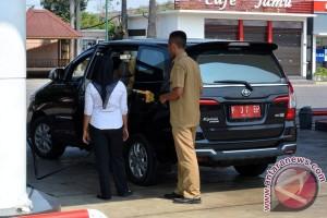 Pekanbaru pangkas jatah BBM mobil dinas