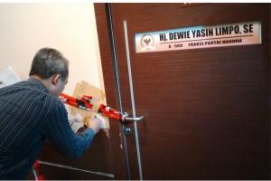 KPK segel ruangan anggota DPR Dewie Yasin Limpo