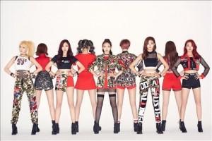 TWICE dan JYP rilis album baru