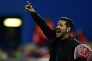 Atletico harapkan Simeone akan bertahan