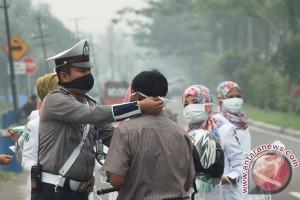 Bencana asap perlu dideklarasikan sebagai bencana kemanusiaan