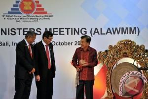 Pertemuan Menteri Hukum ASEAN
