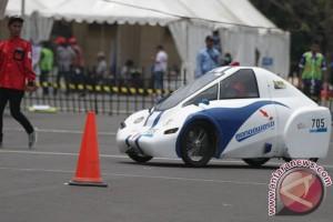 UI juara kontes mobil hemat energi