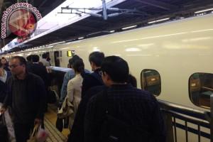 Jepang siap bangun kereta peluru pertama di India