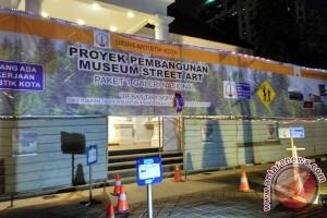 Pameran Visual Jalanan resmi dibuka