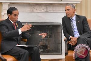 Presiden Jokowi ditanya soal Tiongkok di Brookings Institution