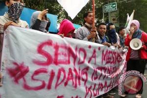 Mahasiswa Tangerang kumpulkan dana bantu korban asap