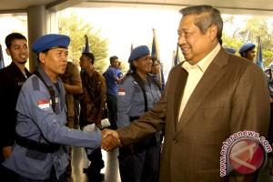 SBY minta masyarakat hadapi bencana dengan mawas diri