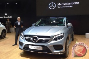Mercedes-Benz pamerkan lima premium SUV di JAS