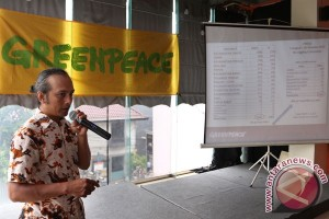 Greenpeace minta pemerintah buka data konsesi