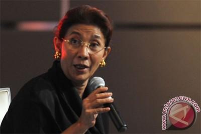 Menteri Susi : penenggelaman kapal tetap dilakukan