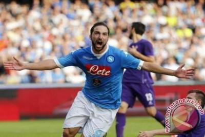 Klasemen Liga Italia, Napoli geser Inter dari puncak