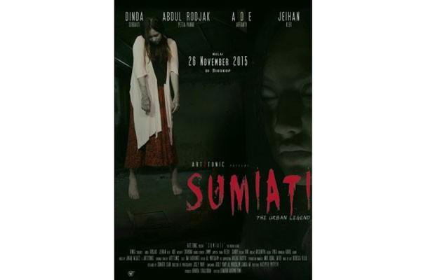 "Film ""Sumiati"" legenda hantu Sulsel diputar 20 kota"
