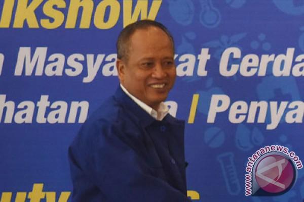 Menristekdikti: di Indonesia 550 peneliti per sejuta penduduk