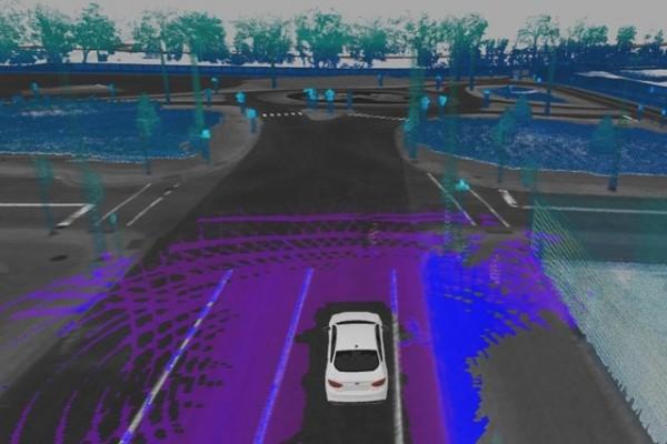Pertarungan teknologi tinggi ciptakan mobil swakemudi