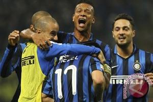 Inter Milan dipaksa seri 3-3 oleh Hellas Verona