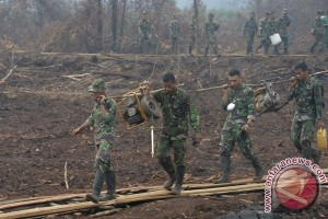 Presiden pimpin Rakornas pencegahan kebakaran hutan