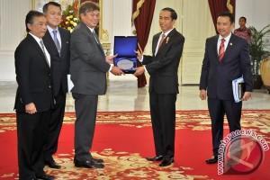 Presiden bentuk tim kecil untuk solusi PSSI