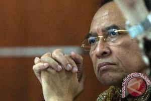 Suryadharma sakit, sidang tuntutan ditunda