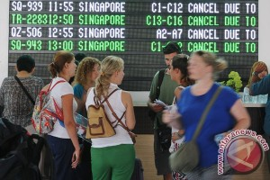 Arrivals of European tourists in Bali up 59.4%