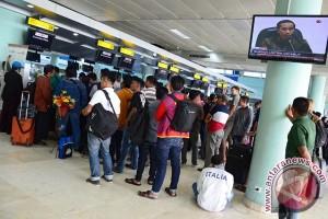 Situasi Bandara Lombok tetap normal