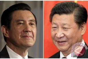 Presiden Taiwan pimpin rombongan ke pulau sengketa