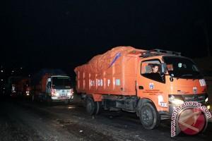 Sampah DKI di Bantargebang melonjak sejak April