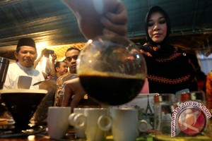 American franchise coffee house interested in kerinci coffee