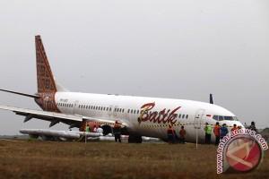 Batik Air terjunkan pesawat cadangan angkut penumpang