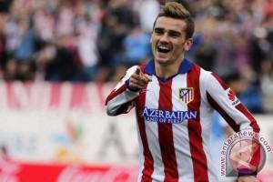 Tergoda uang, Griezmann ingin hengkang dari Atletico Madrid