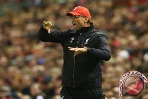 Liverpool vs Burnley berkesudahan imbang 1-1